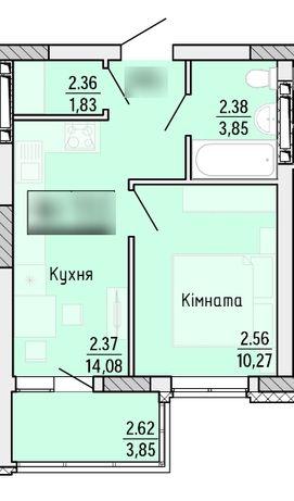 Предлагается к продаже 1-комнатная квартира на Черемушках
