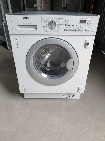 Встроенная пральна/стиральная/машина AEG LAVAMAT TURBO 7/4 KG з Сушкою