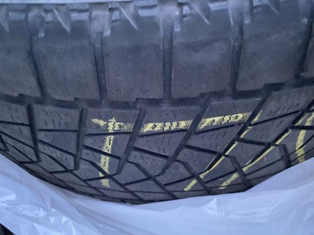 Продам 4ре колёса 255/55R18