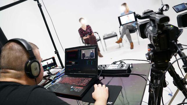 Transmisje live online stream komunia 1000zł vmix zoom