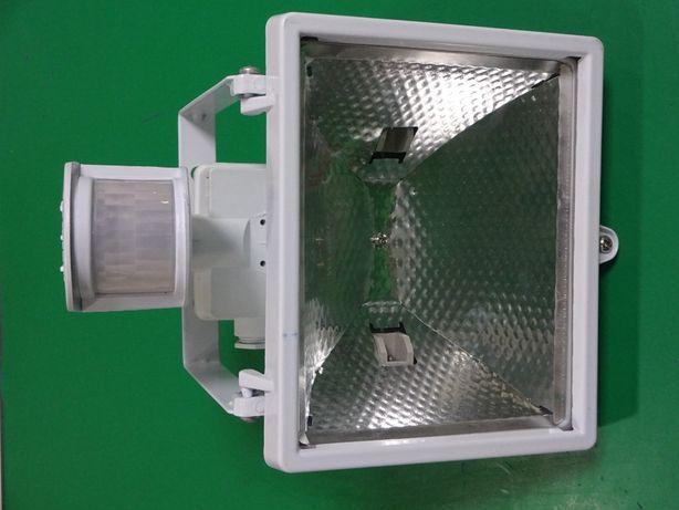 Светильник\Прожектор Expert EL-108CB-500W-S180-W