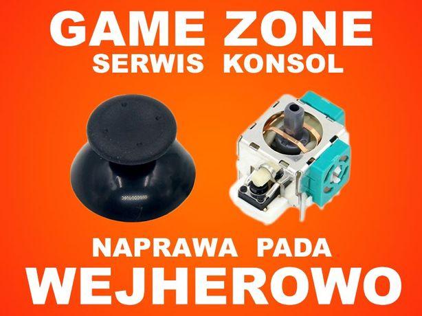 Analog PADA Xbox 360 + Slim + E = Wejherowo = Wymiana / Serwis