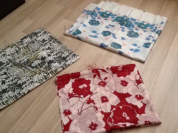 Продаются шелковые ткани
