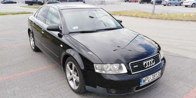Audi A4 B6 2.0 benz. LPG 2001r