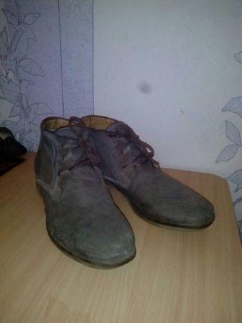 мужские ботинки Zara