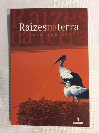 Livro - Jacinto Gonçalves *Raízes na Terra*