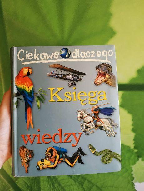 Księga wiedzy- bogato ilustrowana encyklopedia