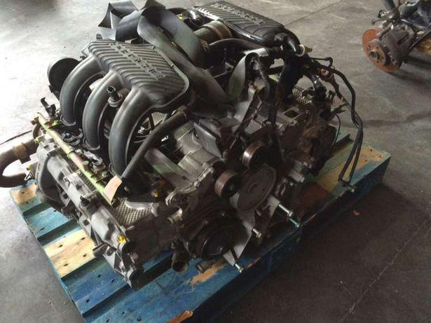 Porsche 2.7 motor usado com 90 mil kms