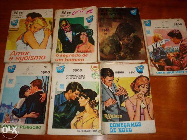 Livros dos anos 70/80