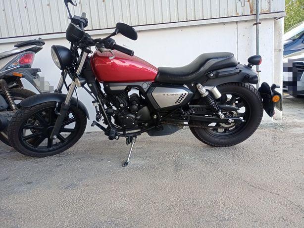 Keeway K-light 125cc