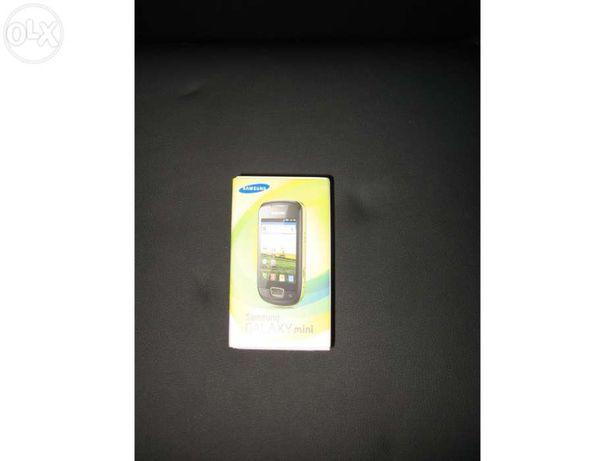 Vendo telemóvel novo samsung galaxy mini gt-s5570 embalado