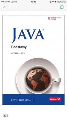 Java podstawy Helion wydanieX