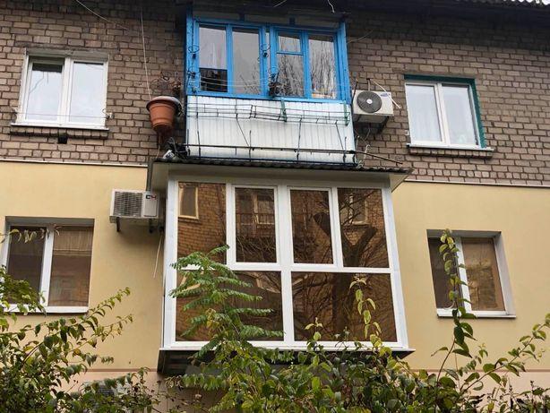 Балконы , Лоджии под ключ , Французское остекление
