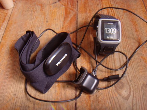 TomTom 8RS00 pulsometr GPS z opaską HR