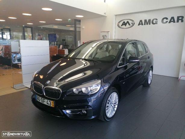 BMW 216 Active Tourer d Line Luxury