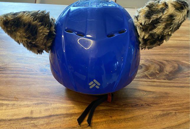 Kask narciarski TecnoPro dla dziecka rozm.51-54