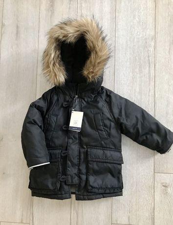 Пуховик Gap 12-18 куртка зимова зимняя