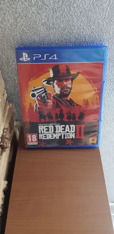 PS4 Red Ded Redemption 2