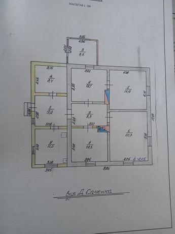 Продам будинок по вулиці Саченка
