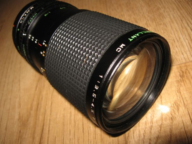 Объектив Viabrillant MC f=35-105 mm 1:3.5-4.5 FD для Canon