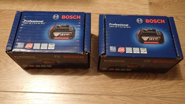Bosch Akumulatory 18V 5Ah
