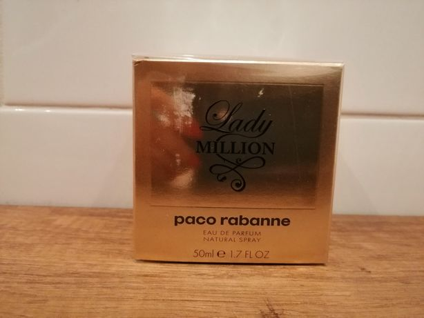 Perfumy Lady Milion Paco Rabanne 50 ml
