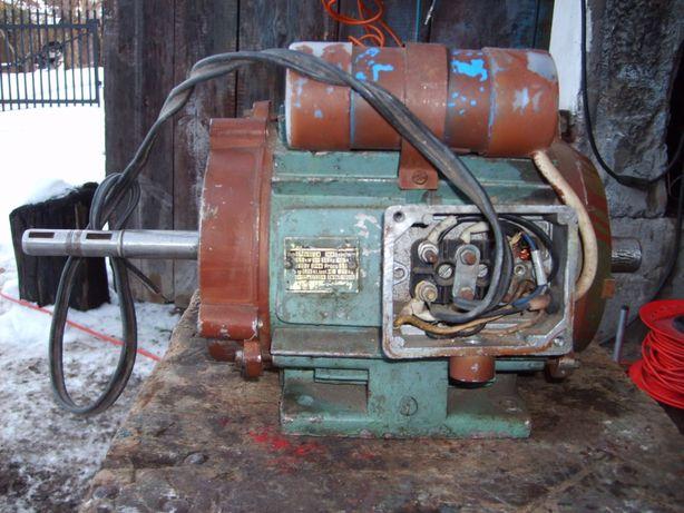 Silnik elektryczny 1.1 KW 1440 obr/min 220V 21KG