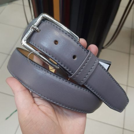 Мужской кожаный ремень
