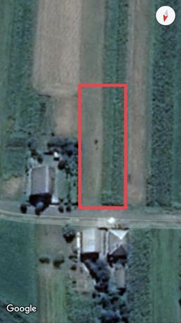 Земельна ділянка 0.25 га. під будівництво в с Старе Давидково