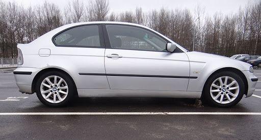 Paзбopкa BMW Е46 compakt 316ti N42 МКПП