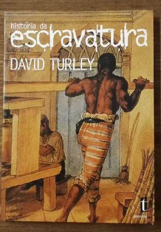 história da escravatura, david turley. teorema
