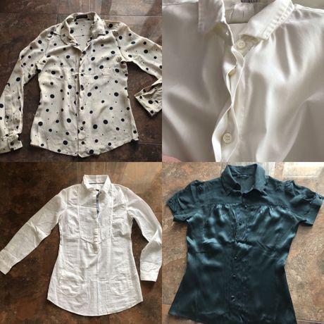 Жіноча рубашка Brunello Cucinelli D&G Massimo Dutti Caractere