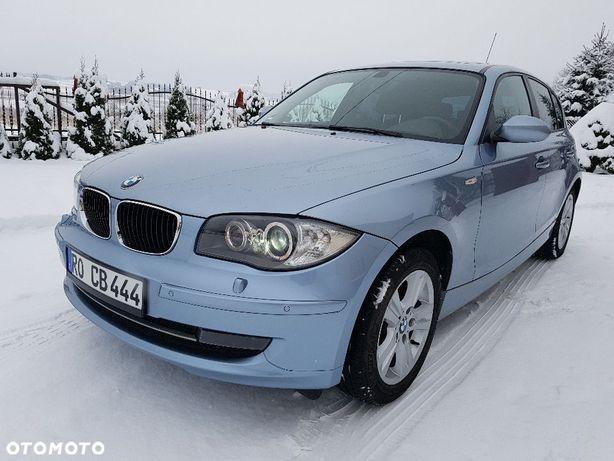 BMW Seria 1 E87 Benzyna 1.6 122km BI XENON CZUJNIKI