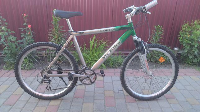 Велосипед Mc Kilroy r26 алюмінієвий