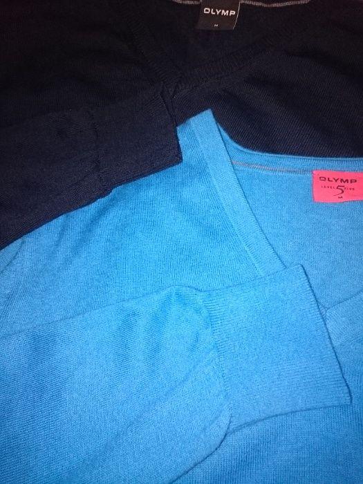 Роскошный пуловер немецкого премиального бренда OLYMP. Новый. 48 р Киев - изображение 1