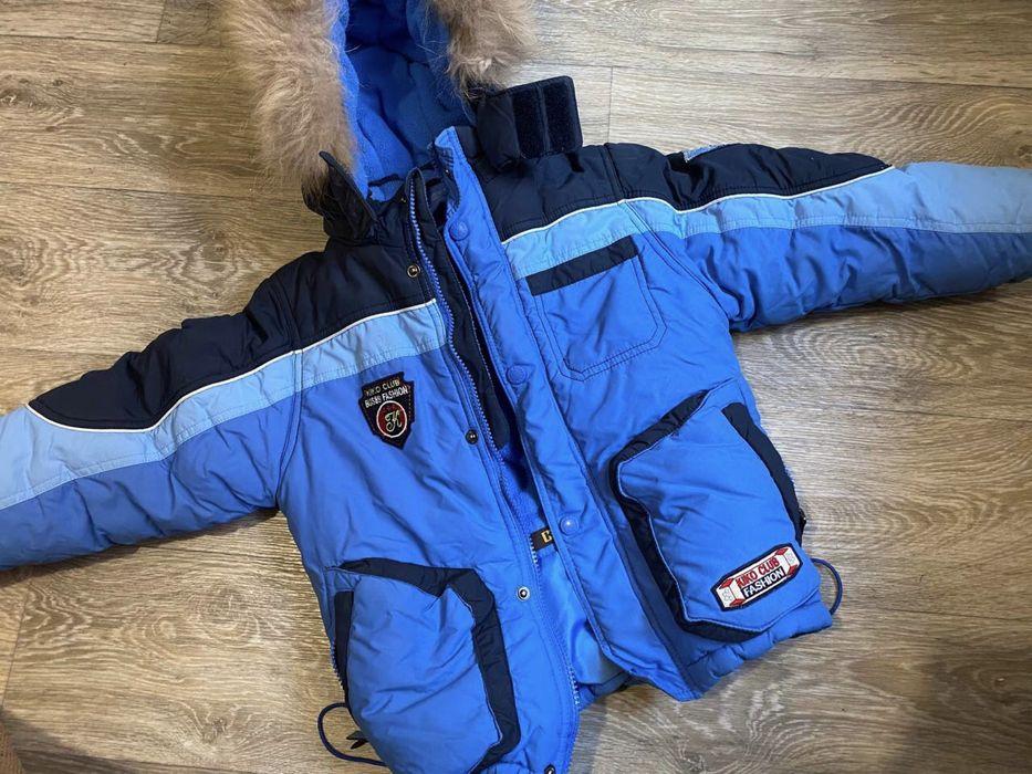 Зимняя куртка со штанами Мариуполь - изображение 1
