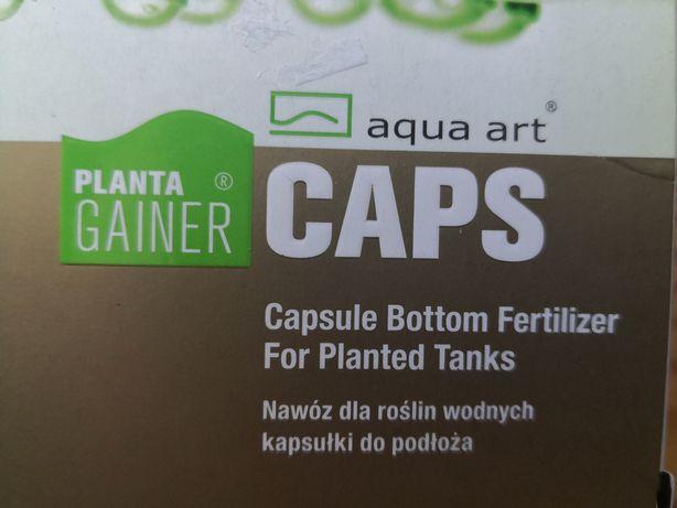 Nawóz dla roślin wodnych PlantaGainer AquaArt Caps
