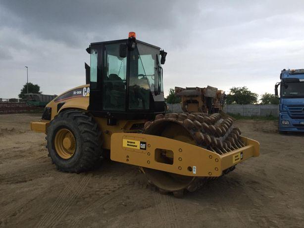 Cat CS 563E Walec Kołek 12 ton