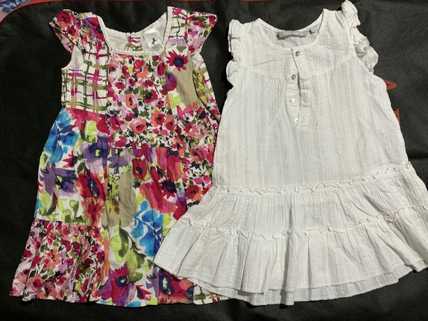 Vestidos de menina, 3 anos