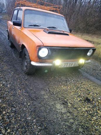 ВАЗ 2101 газ-бензин