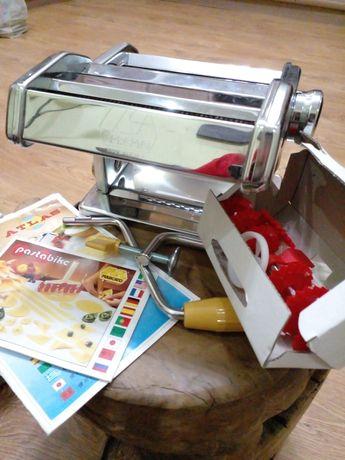 Розкатувальна професійна машинка для тіста та макарону