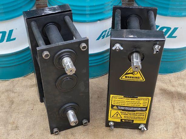 Измельчитель/дробилка веток до 80мм Подрібнювач гілок режущий модуль