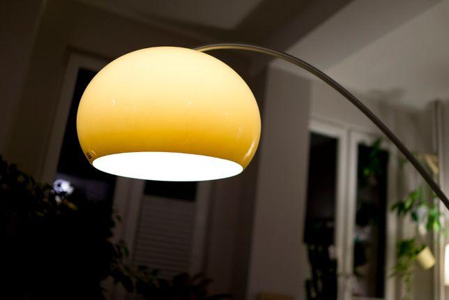 Lampa wędkarz STARLUX design lata 70