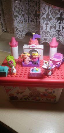 Kiddieland Замок принцессы. Лего.