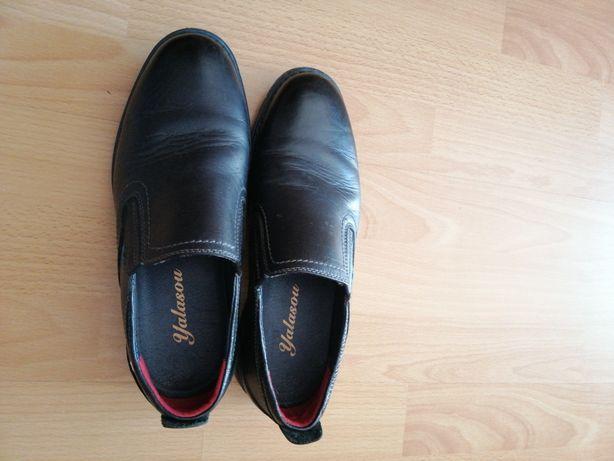 Шкіряні туфлі підліткові