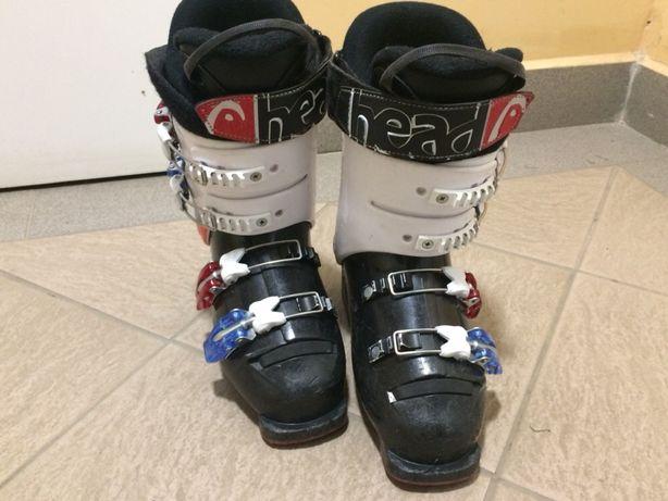 Buty narciarskie 22,0-22,5 head uniseks