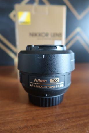 Obiektyw do Nikon Nikkor 35mm