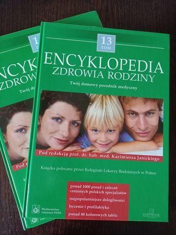 Encyklopedia zdrowia dwa tomy