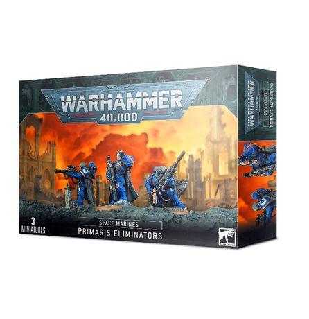 Space Marines Primaris Eliminators Warhammer 40 000