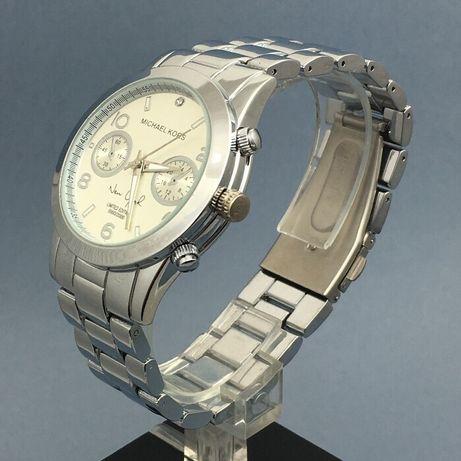 Srebrny zegarek Michael Kors - nowy